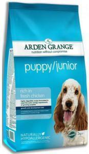 Arden Grange Puppy/Junior сухой корм для щенков и молодых собак