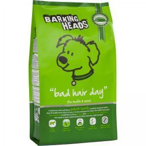 Barking Heads Bad Hair Day сухой корм с рисом и ягненком для взрослых собак