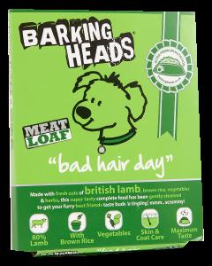 """Barking Heads консервы для собак с Ягненком """"Роскошная шевелюра"""" 400 г"""