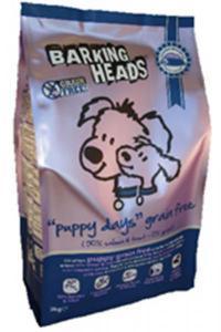Barking Heads Puppy Days сухой корм для щенков беззерновой
