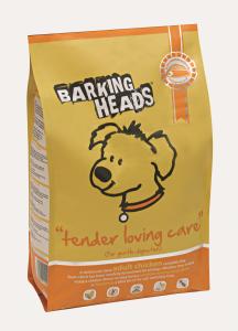 Barking Heads Fender Loving Care сухой корм для собак Курица с рисом