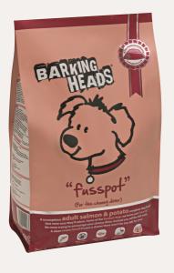 Barking Heads Fusspot сухой корм для собак Лосось и картофель