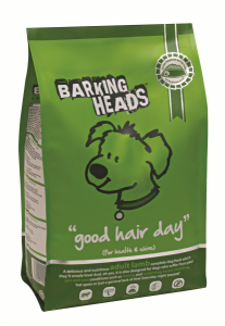Barking Heads Good Hair Day сухой корм для собак Ягненок и рис