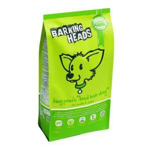 Barking Heads Tiny Paws Bad Hair Day сухой корм для чувствительных собак мелких пород