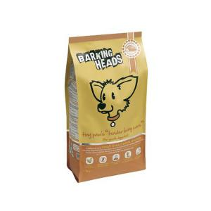 Barking Heads Tiny Paws Tender Loving Care сухой корм с цыпленком для собак мелких пород