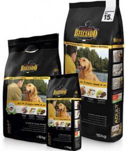 Belcando Adult Dinner сухой корм для собак с нормальной активностью