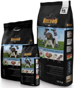 Belcando Junior Lamb & Rice сухой корм для щенков Ягненок с рисом