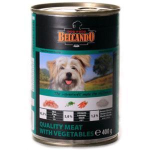 Belcando консервы для собак Отборное мясо с овощами