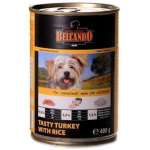 Belcando консервы с индейкой и рисом для собак