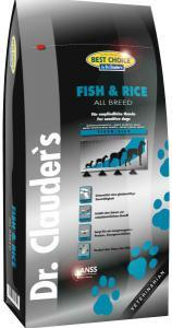 Best Choice Fish and Rice сухой корм для собак Рыба с рисом 20 кг