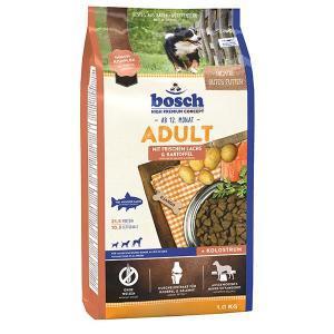 Bosch Adult сухой корм для собак с лососем и картофелем