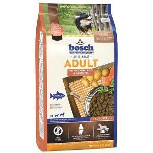 Bosch Adult сухой корм для взрослых собак с рыбой и картофелем 15 кг