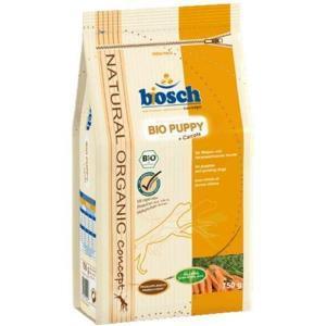 Bosch Bio Puppy + Морковь сухой корм для щенков 11,5 кг