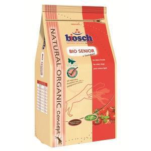 Bosch Bio Senior + Томаты сухой корм для пожилых собак 11,5 кг