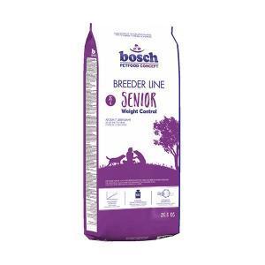 Bosch BreederLine Senior/Light сухой корм для пожилых, кастрированных и склонных к полноте собак 20 кг