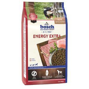 Bosch Energy Extra сухой корм для взрослых собак с высоким уровнем активности 15 кг