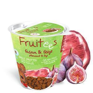 Bosch Fruitees полувлажное лакомство с фазаном и инжиром для собак с аллергией и пищевой непереносимостью 200 г