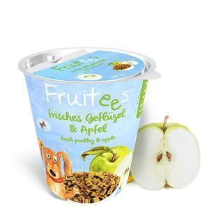 Bosch Fruitees полувлажное лакомство с птицей и яблоком для собак 200 г