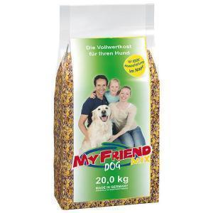 Bosch My Friend Dog Mix сухой корм для взрослых собак со средним уровнем активности 20 кг