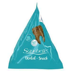 Bosch Sanabelle Dental Snack лакомство для поддержания гигиены полости рта у кошек 20 г