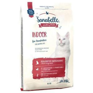 Bosch Sanabelle Indoor сухой корм для домашних кошек 10 кг