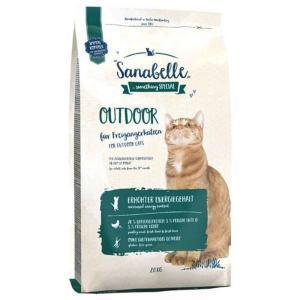 Bosch Sanabelle Outdoor сухой корм для кошек часто бывающих на улице 10 кг