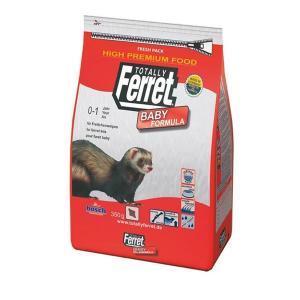 Bosch Totally Ferret Baby сухой корм для детенышей хорьков 7,5 кг