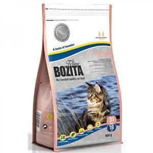 Bozita Funktion Large 31/18 сухой корм для кошек крупных пород