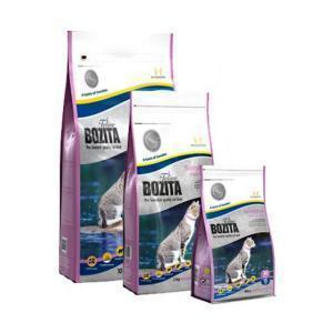 Bozita Funktion Sensitive Hair & Skin сухой корм для кошек с чувствительной кожей или шерстью