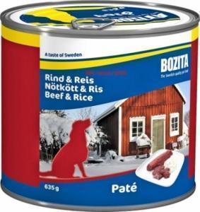 Bozita консервы для собак с говядиной и рисом 635 г ж/б