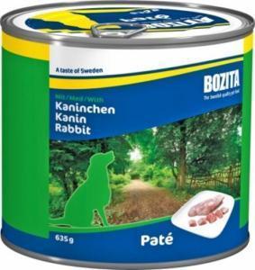 Bozita консервы для собак с кроликом 635 г ж/б