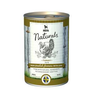 Bozita Naturals консервы для собак с индейкой 410 г