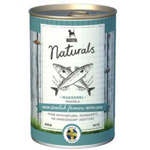 Bozita Naturals консервы для собак со скумбрией 410 г