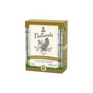 Bozita Naturals кусочки в желе для собак с индейкой 370 г