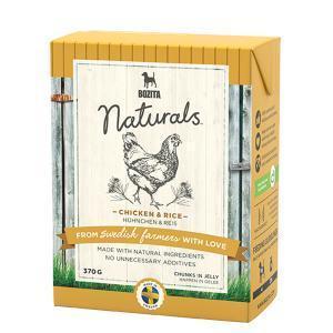 Bozita Naturals кусочки в желе для собак с курицей и рисом 370 г