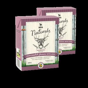 Bozita Naturals кусочки в желе для собак с олениной 370 г