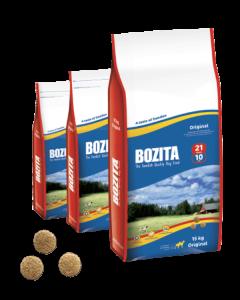 Bozita Original Adult 21/10 сухой корм для взрослых собак 15 кг