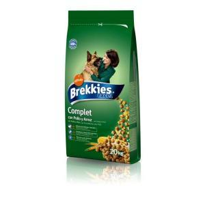 Brekkies Excel Complet сухой корм для собак с курицей 20 кг