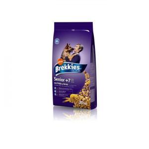 Brekkies Excel Senior сухой корм для собак старше 7 лет 20 кг