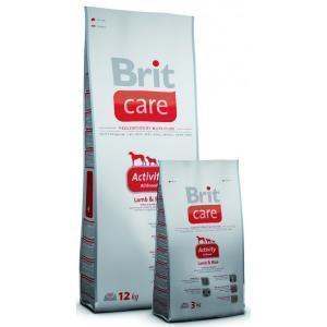 Brit Care Activity All Breed сухой корм для собак с высокой активностью 12 кг
