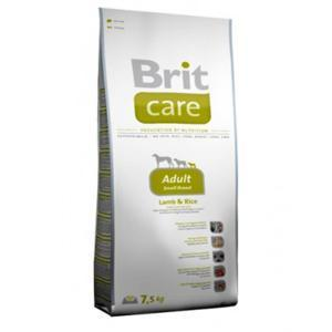 Brit Care Adult Small Breed сухой корм для собак мелких пород 7,5 кг