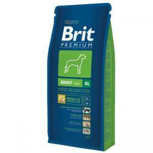 Brit Premium Junior XL сухой корм для щенков гигантских пород 18 кг