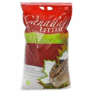 Canada Litter Scoopable Litter Unscented наполнитель для кошачьего туалета