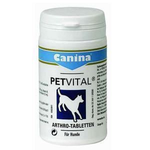Canina Pharma Petvital Arthro минеральный комплекс для собак Защита суставов и связок 180 таблеток