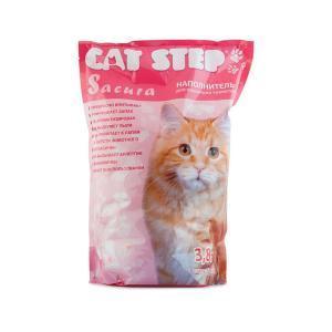 Cat Step Sacura наполнитель для кошачьего туалета 1,81 кг
