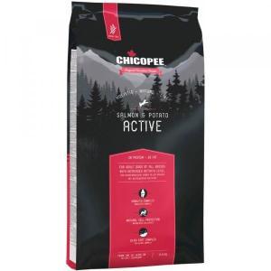 Chicopee HNL Active Salmon&Potato Сухой корм для активных собак Лосось/Картофель