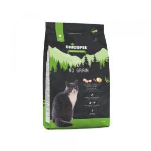 Chicopee HNL Cat No Grain Сухой беззерновой корм для кошек с чувствительным пищеварением