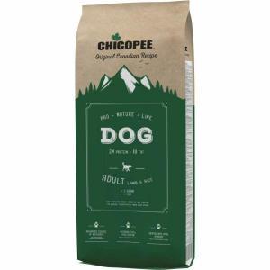 Chicopee Pro Nature Line Adult Lamb and Rice Сухой корм для чувствительных собак Ягненок/Рис