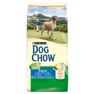 Dog Chow Adult Large Breed сухой корм для взрослых собак крупных пород с индейкой 14 кг
