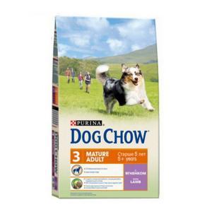 Dog Chow Mature Adult Chicken сухой корм для собак старше 5 лет с курицей 14 кг
